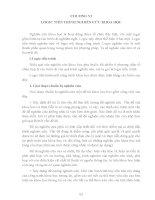 PHƯƠNG PHÁP LUẬN NGHIÊN CỨU KHOA HỌC PHẦN 6 potx