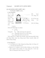 bài giảng kỹ thuật đo điện- điện tử, chương 4 pptx