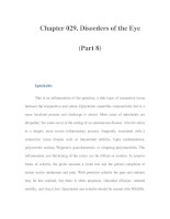 Chapter 029. Disorders of the Eye (Part 8) ppsx