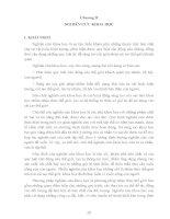 PHƯƠNG PHÁP LUẬN NGHIÊN CỨU KHOA HỌC PHẦN 2 pot