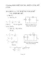 bài giảng kỹ thuật đo điện- điện tử, chương 8 ppt