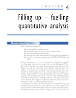 Quantitative Methods for Business chapter 4 doc
