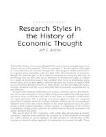 A Companion to the History of Economic Thought - Chapter 1 pot