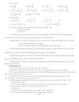 Đề cương ôn tập HKII toán 6