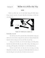 Tìm hiểu quá trình làm sạch bề mặt và sơn vỏ tàu, chương 12 potx