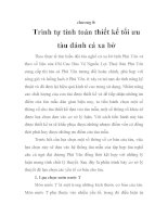 Thiết Kế Sơ Bộ Tàu Câu Cá Ngừ Đại Dương, chương 8 pot