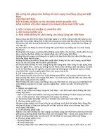 CHƯƠNG MỞ ĐẦU: ĐỐI TƯỢNG, NHIỆM VỤ VÀ PHƯƠNG PHÁP NGHIÊN CỨU MÔN ĐLCM CỦA ĐCSVN ppt