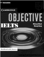 Objective IELTS Intermediate Workbook doc
