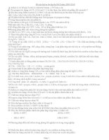 bộ câu hỏi ôn thi hk2-11