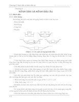 bài giảng môn học âu tàu, chương 2 doc