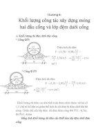 đồ án môn học xây dựng nền đường, chương 6 potx