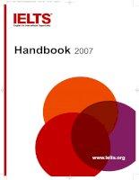IELTS handbook part 1 ppt