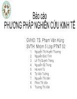 """Báo cáo """"Đánh giá sự tham gia của người dân trong các hoạt động khuyến nông trên địa bàn huyện Hạ Hòa tỉnh Phú Thọ"""" potx"""
