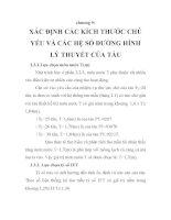 Thiết Kế Sơ Bộ Tàu Câu Cá Ngừ Đại Dương, chương 9 ppsx