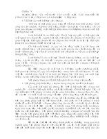 Chương V: HOẠCH ĐỊNH VÀ TỔ CHỨC CÁC CUỘC HỌP, CÁC CHUYẾN ĐI CÔNG TÁC CỦA CƠ QUAN VÀ LÃNH ĐẠO CƠ QUAN pptx