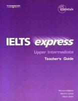 IELTS Express Upper Inter - Teacher'''' s Guide pot