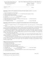 2nd term test - 4 codes(3skills-key-tapescript)