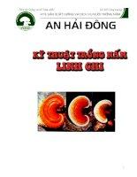 KT Trồng Nấm Linh Chi