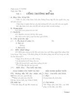 giáo án ngữ văn lớp 7 từ tiết 1 đến 32