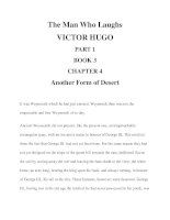 The Man Who Laughs VICTOR HUGO PART 1 BOOK 3 CHAPTER 4 potx