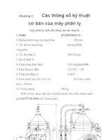 hướng dẫn sử dụng máy phân ly- KYDH204, chương 1 doc