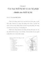 Lập chương trình tính toán thủy động học bánh lái, chương 2 ppt