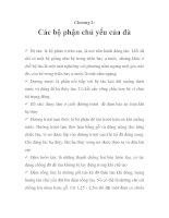 Thiết kế kỹ thuật công trình đà bán ụ, chương 2 ppt