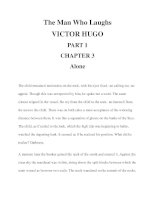 The Man Who Laughs VICTOR HUGO BOOK 1-PART 1 CHAPTER 3 pot