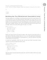 PHP 5/MySQL Programming- P36 pdf