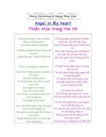 Angel in My heart docx