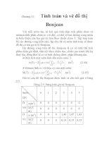 Thiết Kế Sơ Bộ Tàu Câu Cá Ngừ Đại Dương, chương 11 pps