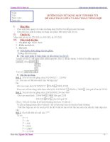 Giáo án luyện thi máy tính bỏ túi pdf