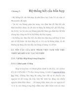 Phân tích và lựa chọn thuật toán thiết kế kết cấu tàu vỏ thép theo yêu cầu của Quy phạm Việt Nam, chương 5 potx