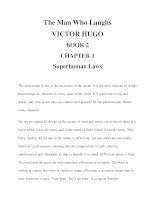 The Man Who Laughs VICTOR HUGO PART 1- BOOK 2 CHAPTER 1 Superhuman Laws The snowstorm is one of the ppsx