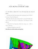 sử dụng phần mềm mô phỏng phục vụ cho việc biên soạn bài giảng điện tử môn công nghệ đóng sửa tàu kim loại, chương 5 doc
