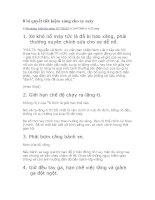 8 bí quyết tiết kiệm xăng cho xe máy pdf