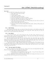 Chương 8: Đa luồng pdf