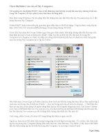 Chèn file/folder vào cửa sổ My Computer