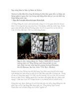 Nga công khai tư liệu vụ thảm sát Katyn