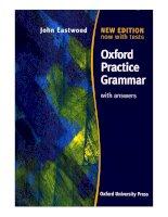 Oxford practice grammar part 1 ppt