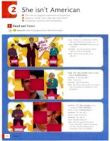 English in Mind Starter Student''''s Book Unit 2 ppt