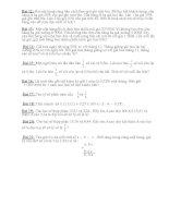 Bộ đề Thi HSG toán Lớp 5 (02)