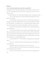 Tài liệu ôn thi tư tưởng Hồ Chí Minh doc