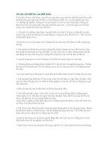 10 câu nói bất hủ của Bill Gate pps