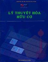 Lý thuyết hóa học hữu cơ THPT ( ôn thi ĐH) pot