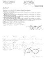 Đề thi thử ĐH 2010(theo cấu trúc của Bộ)-đề số 2
