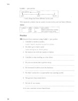 Grammar practice for intermediate students 4 pps