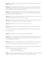 Bộ đề Thi HSG toán Lớp 5 (03)