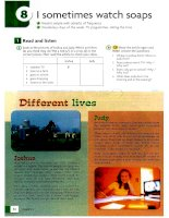 English in Mind Starter Student''''s Book Unit 8 doc