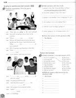 Cambridge - Face2Face Starter Workbook 11 ppt